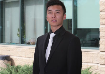 Christopher Yeung, Piano from Richmond Hill, ON