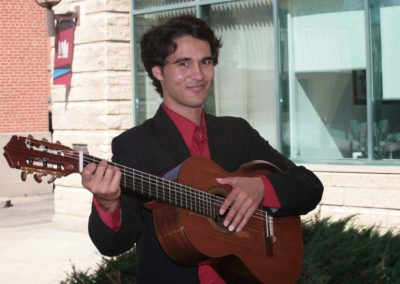 Daniel Ramjattan, Guitar from Stratford,  ON