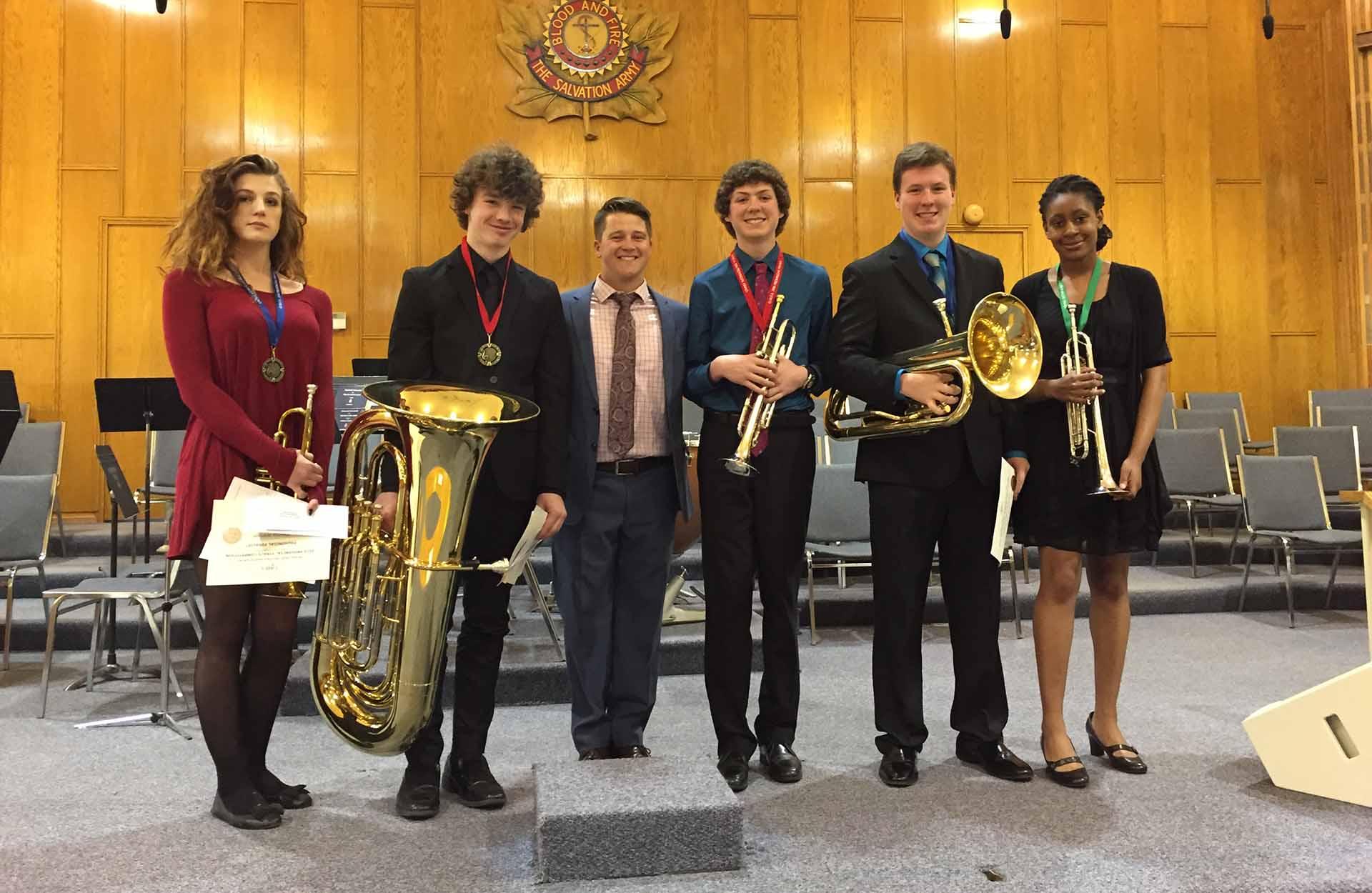 Horns Participants