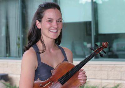 Katie McBean, Viola from London, ON