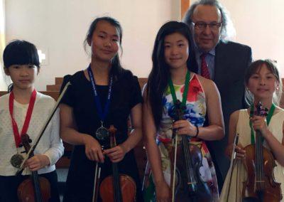 Strings 2016 Participants