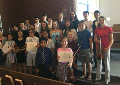 Strings 2016 Participants